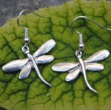 Dragonfly earrings E41